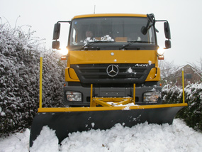 Winter Service Gritting Maintenance